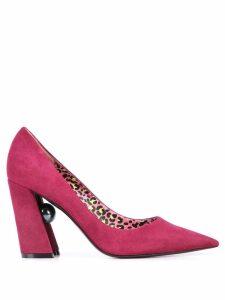 Nicholas Kirkwood Miri pumps - Red