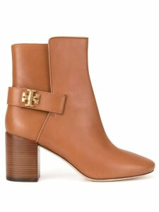 Tory Burch Kira 70mm ankle boots - Brown
