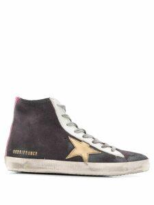 Golden Goose Francy high-top sneakers - Grey