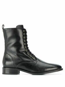Hogl side zip boots - Black