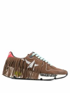 Golden Goose low-top running sneakers - Brown