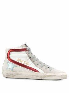 Golden Goose high-top sneakers - White