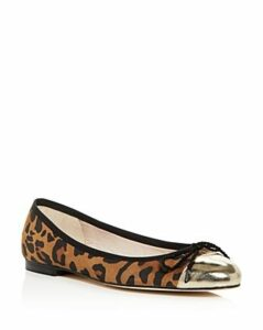 Paul Mayer Women's Love Cap-Toe Ballet Flats