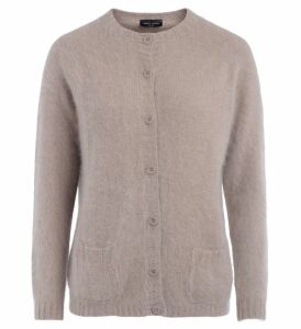 Beige Roberto Collina Sweater With Front Buttons