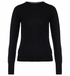 Roberto Collina Sweater In Black Wool