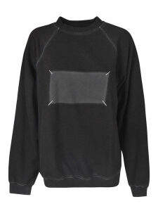 Maison Margiela Patch Print Sweatshirt