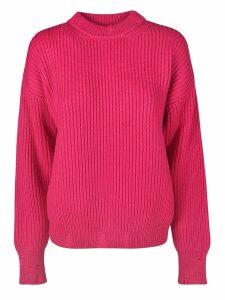 Nina Ricci Ribbed Knit Sweater
