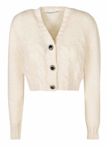 Alessandra Rich Cropped Cardigan