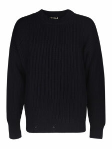 Nina Ricci Ribbed Knit Sweater