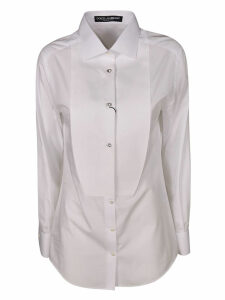 Dolce & Gabbana Long-sleeved Buttoned Shirt