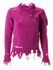 Etro Distressed Sweater