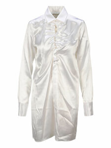 Bottega Veneta Ruffled Long Shirt