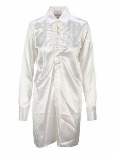 Bottega Veneta Ruffled Long Shirt