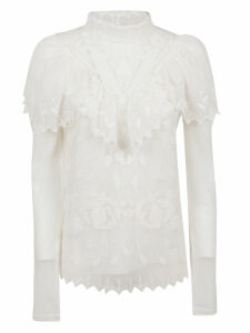 See by Chloé Embroidered Mesh