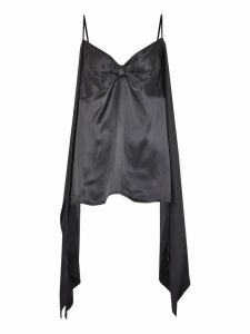 MM6 Maison Margiela Draped Top