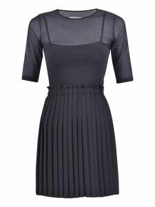 MM6 Maison Margiela Blouse And Flared Skirt