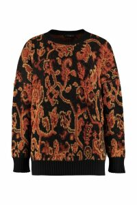 Etro Paisley Jacquard Sweater
