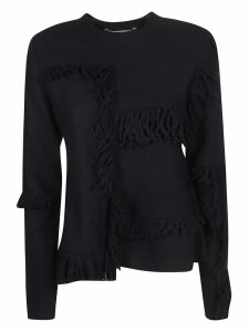 Stella McCartney Fringe Detail Sweater