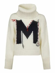 Moncler Funnel Neck Sweater