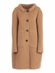 N.21 Coat Double Breasted Wool