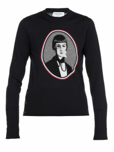 Thom Browne Una Portrait Sweater