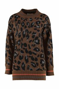 Fabiana Filippi Jacquard Knit Sweater