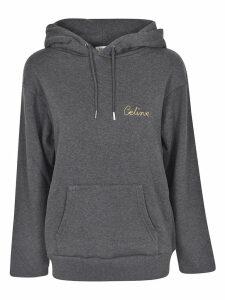 Celine Oversized Jersey Hoodie
