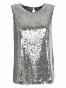 Parosh Glitter Top