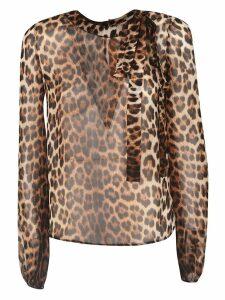 N.21 Leopard Blouse