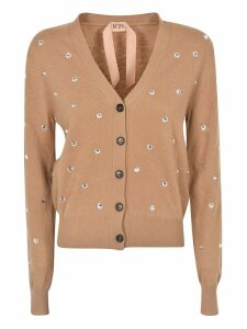 N.21 Embellished Cardigan