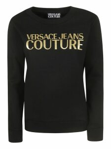 Versace Jeans Couture Couture Logo Print Sweatshirt