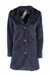 RRD velvet jersey jacket