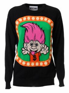 Moschino Logo Sweater