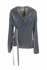 Rick Owens Viscose Kimono Top