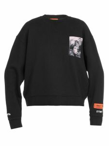 HERON PRESTON Cotton Sweatshirt