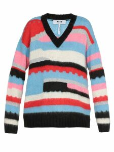 MSGM Multicolor Sweater