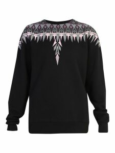 Marcelo Burlon Wings Print Sweatshirt
