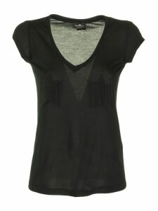 Elisabetta Franchi Celyn B. Short Sleeve T-Shirt