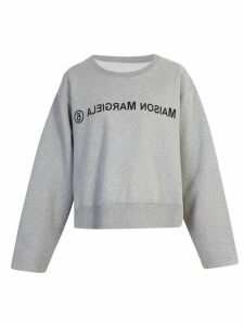 MM6 Maison Margiela Branded Sweatshirt