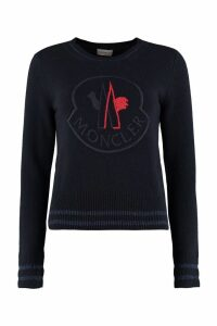 Moncler Wool And Cashmere Pullover