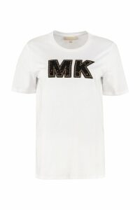 MICHAEL Michael Kors Crew-neck Cotton T-shirt