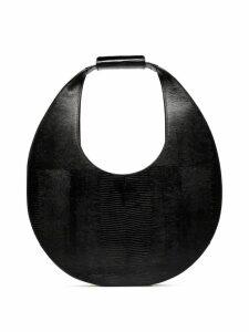 Staud large Liz Moon shoulder bag - Black