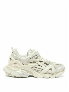 Balenciaga - Track 2 Trainers - Womens - White