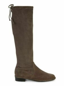 Kneezie Suede Tall Boots