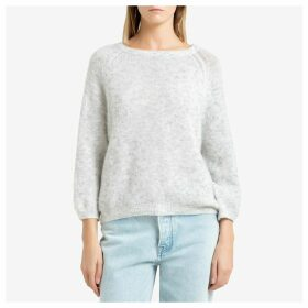 Woxilen Boat-Neck Jumper