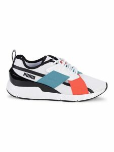 Muse X-2 Gloss Sneakers