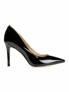 Hazel Patent Pumps