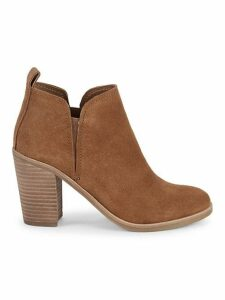 Sullie Suede Booties