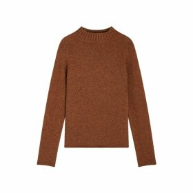 Jigsaw Aldridge Mock Neck Knit Jumper