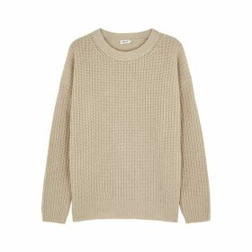 Filippa K Christy Sand Cashmere-blend Jumper